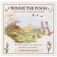 Winnie The Pooh Classic Family Organiser 2021