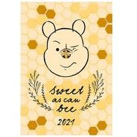 Winnie The Pooh Classic Official A5 Diary 2021