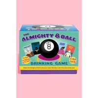 The Almighty 8 Ball Drinking Game.