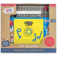 Fisher Price Classic TV/Radio