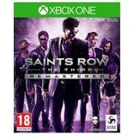Xbox One: Saints Row The Third Remastered