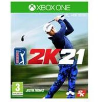 Xbox One: PGA 2K21