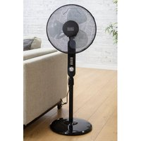 Black and Decker 16 Inch Pedestal Fan with Timer
