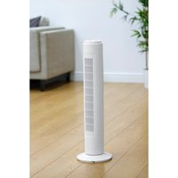 Pifco 29 Inch Tower Fan with Timer