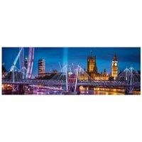 Clementoni 1000-Piece Panorama London Jigsaw Puzzle.