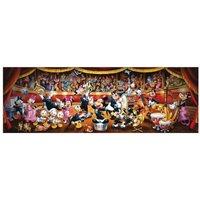 Clementoni 1000-Piece Panorama Disney Classic Jigsaw Puzzle.