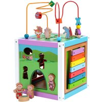 In the Night Garden Activity Cube with Bead Topper