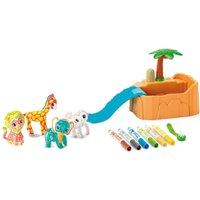Crayola Washimals Safari Play Set
