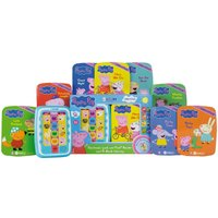Peppa Pig Electronic Me-Reader and 8 Books