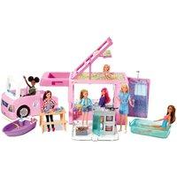 Barbie 3-In-1 Camper