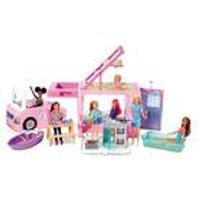 Barbie 3-In-1 Camper