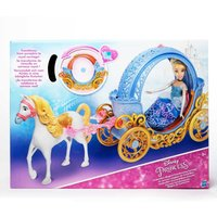 Disney Princess Cinderellas Magical Transforming Carriage
