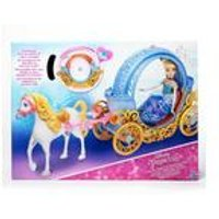 Disney Princess Cinderellas Magical Transforming Carriage