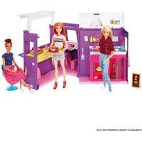Barbie Fresh N Fun Food Truck Play Set