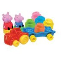 Peppa Pig Clemmy Train Set