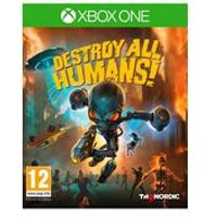Xbox One: Destroy All Humans: Remake