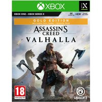 Xbox One: Assassins Creed: Valhalla - Gold Edition