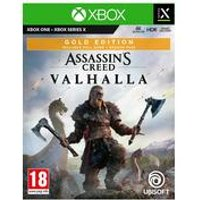 Xbox One: PRE-ORDER Assassins Creed: Valhalla - Gold Edition