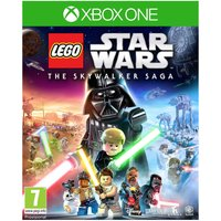 Xbox One: PRE-ORDER LEGO Star Wars: The Skywalker Saga