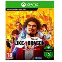 Xbox One: PRE-ORDER Yakuza Like A Dragon