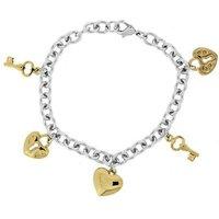 Espree Fashion Double Charm Bracelet