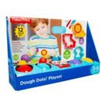 Fisher-Price Dough Dot 12 Piece Play Set