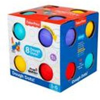 Fisher-Price Dough Dot 4oz Cube 8 Pack Box Set