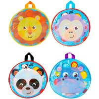 Fisher-Price Dough Dots On The Go 9.5 Inch Character Backpack