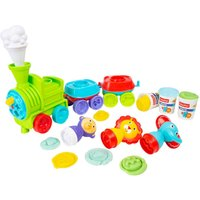 Fisher Price Train Dough Set
