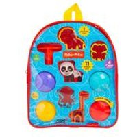 Fisher-Price Dough Dots Press and Roll Backpack