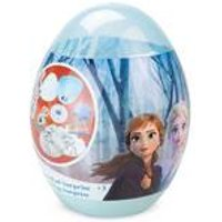Disney Frozen II Childrens Maxi Egg Surprise with Creative Accessories Set