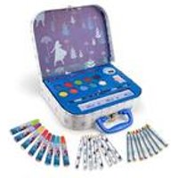 Disney Frozen Childrens 40 Piece My Activity Case with Accessories