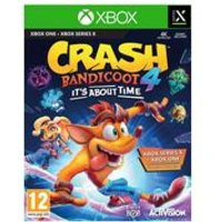 Xbox One: Crash Bandicoot 4: Its About Time