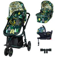 Cosatto Giggle 3 I-Size Bundle Into The Wild