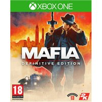 Xbox one: Mafia: Definitive Edition