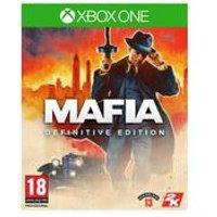 Xbox one: PRE-ORDER Mafia: Definitive Edition