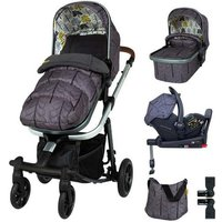 Cosatto Giggle Quad Everything Bundle Fika Forest