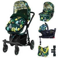Cosatto Giggle Quad Everything Bundle Into The Wild