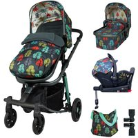 Cosatto Giggle Quad Everything Bundle Harewood