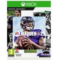 Xbox One: PRE-ORDER Madden 21
