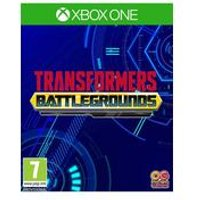 Xbox one: PRE-ORDER Transformers Battlegrounds