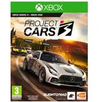 Xbox one: Project Cars 3