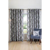 Angel Eyelet Lined Curtains