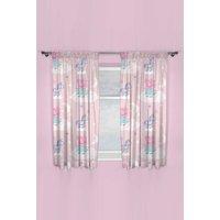 Peppa Pig Stardust Pencil Pleat Curtains
