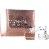 Calvin Klein Women 100ml EDP Gift Set