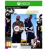 Xbox One: PRE ORDER UFC 4