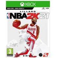 Xbox One: NBA 2K21