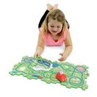 Peppa Pig Tile Track Set