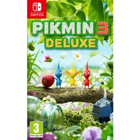 Nintendo Switch: Pikmin 3 Deluxe.
