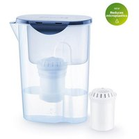 Philips Microfiltration 3L Blue Water Filter Jug